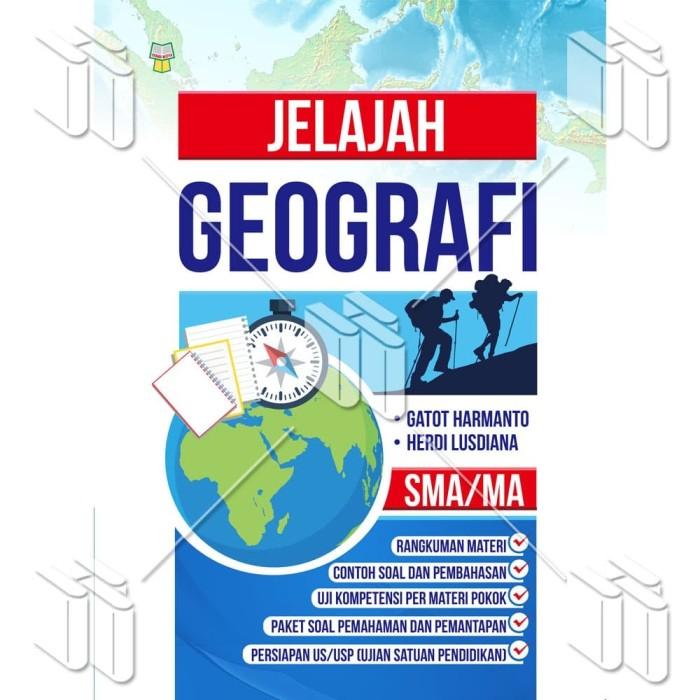 Foto Produk BUKU JELAJAH GEOGRAFI SMA/MA dari Yrama Widya Online