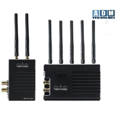 Foto Produk Teradek Bolt 1000 XT SDI/HDMI Wireless TX/RX dari ADM tekno