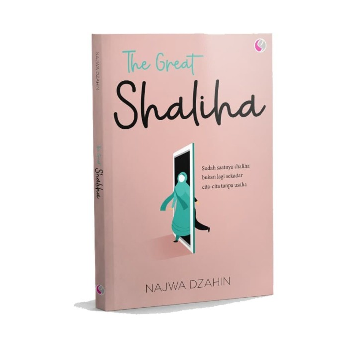 Foto Produk The Great Shaliha - Najwa Dzahin - Sahima dari Republik Fiksi