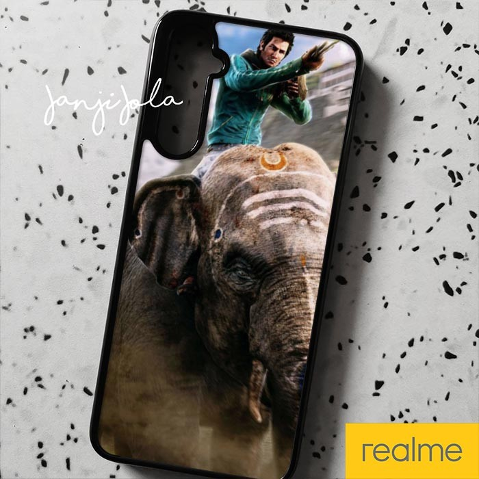Jual Casing Realme 6 5 5i Xt C3 Pro Far Cry 4 Ps4 Games Elephant Kota Bekasi Janjijola Tokopedia