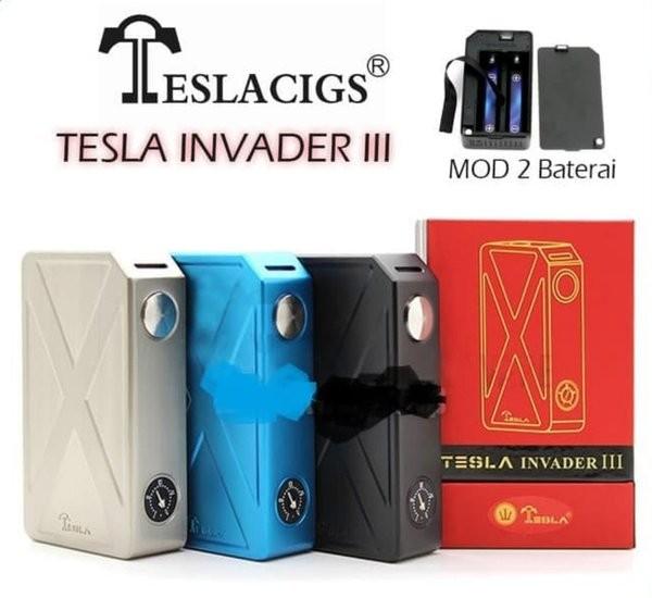 Jual Tesla Invader 3 Mod Only Tesla Invander Iii Mod Kab Bekasi Deriastore Tokopedia