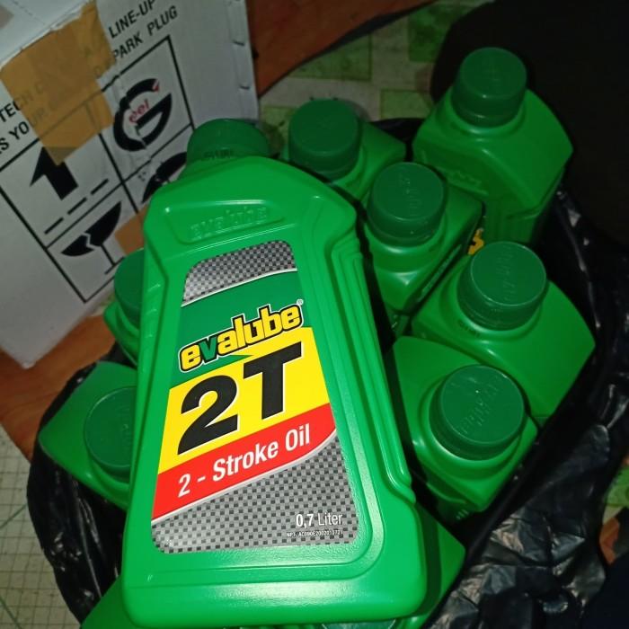 Foto Produk oil samping Evalube hijau dari Medya Sukses