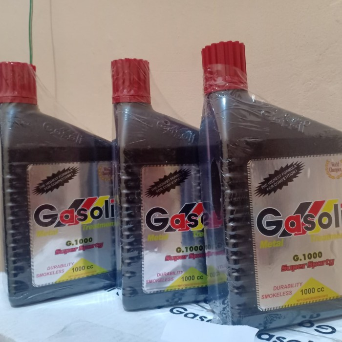 Foto Produk oil samping gasoil dari Medya Sukses