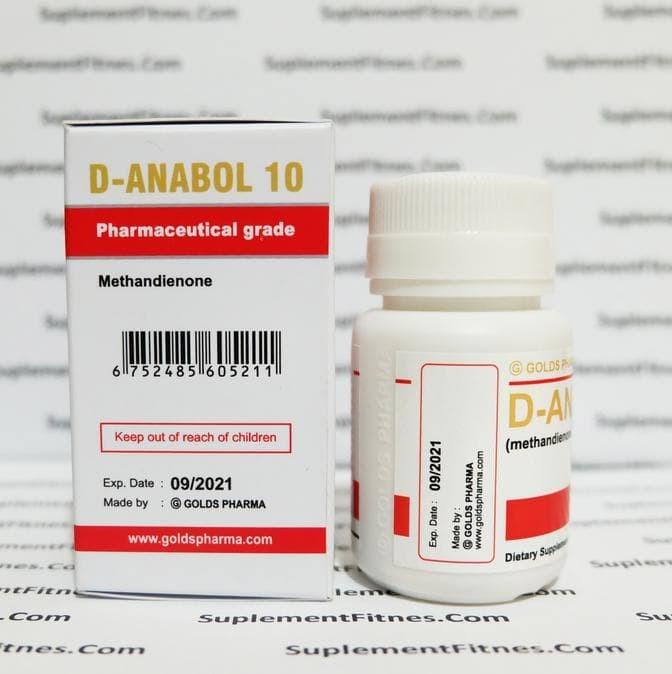 Dianabol 10 mg como tomar