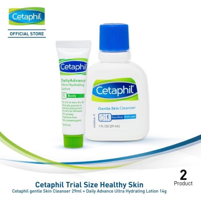 Foto Produk Cetaphil Trial Size Healthy Skin dari Cetaphil Indonesia