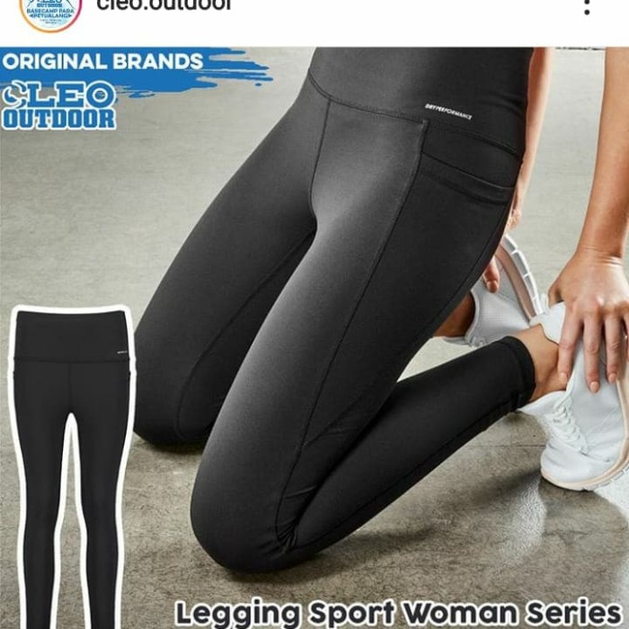 Foto Produk Legging Sport Woman Series dari Cleo Outdoor Adventure
