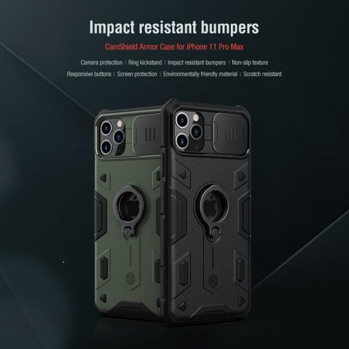 Foto Produk Nillkin Camshield Armor Case Casing iPhone 11/11 Pro/11 Pro Max dari SmartBuy-Mart