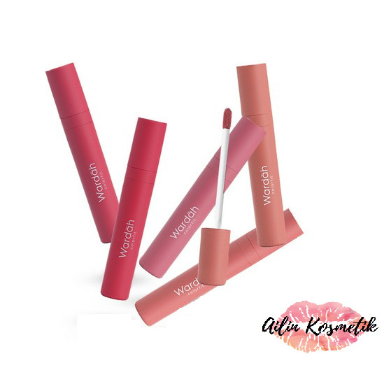 Jual WARDAH Colorfit Velvet Matte Lip Mousse / Lipcream