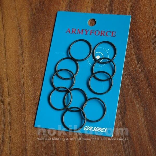 Foto Produk Part Rubber O Ring for Cylinder Head Airsoft AEG dari Hokikucom