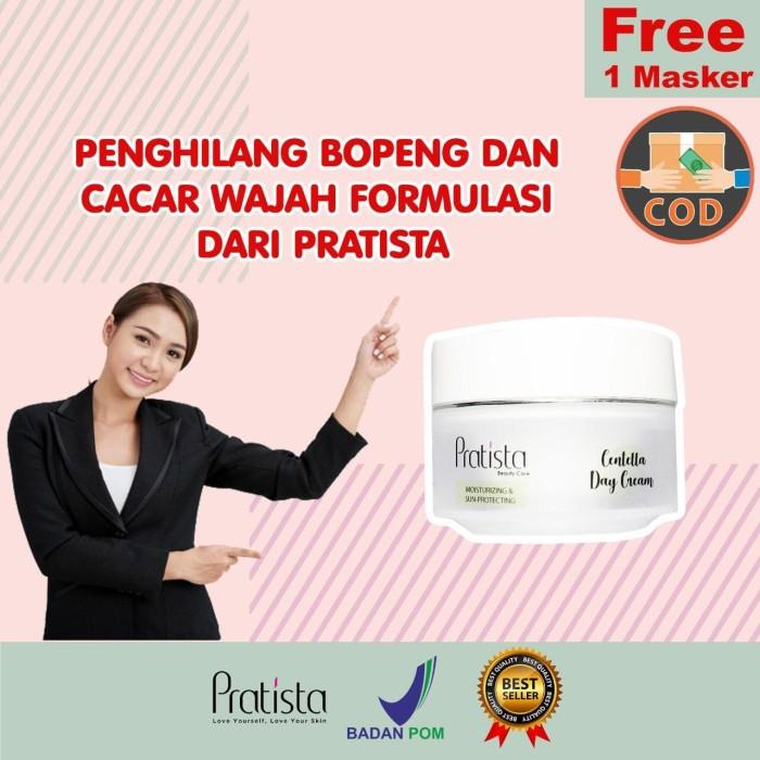 Foto Produk Cream Simple PENGHILANG BOPENG | Pratista Scar Series dari halimah kosmetiku