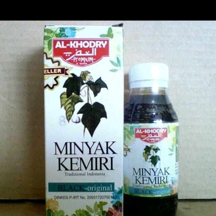 Jual Minyak Kemiri Al Khodry Herbal Penumbuh Rambut Original Jakarta Timur Herbal Propolis Tokopedia