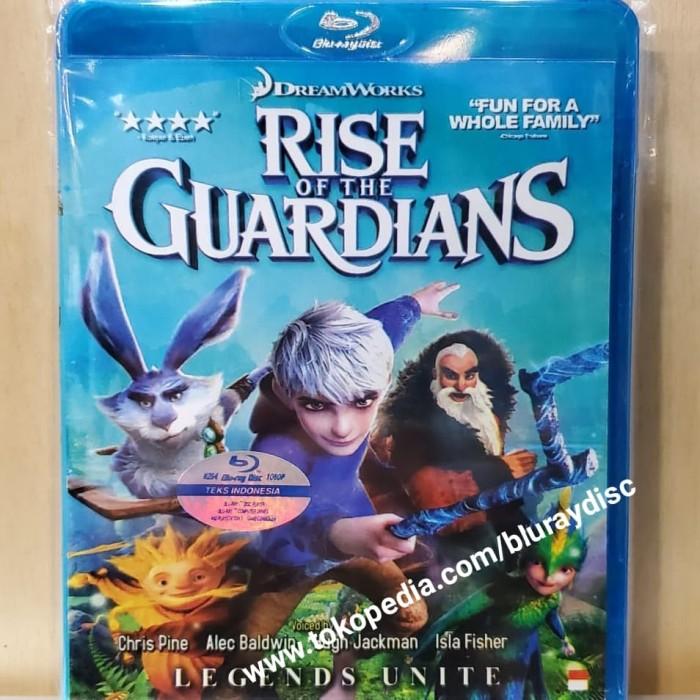 Jual Film Bluray Rise Of The Guardians 2012 Jakarta Pusat Bluray Disc Tokopedia