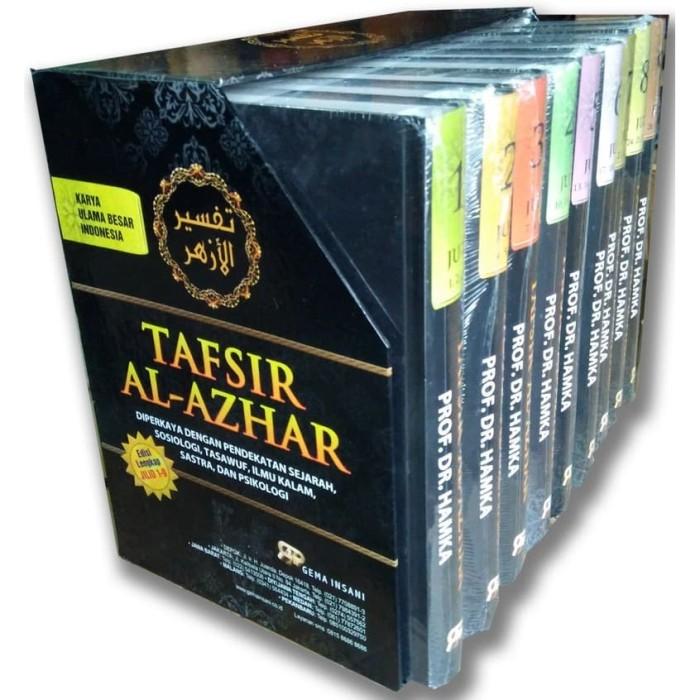 Foto Produk Tafsir Al-Azhar Buya Hamka 30 Juz Satu Set Lengkap dari Buku Islam Nusantara