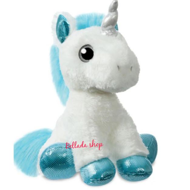 Foto Produk Boneka Unicorn Putih Cute dari Bellada Shop