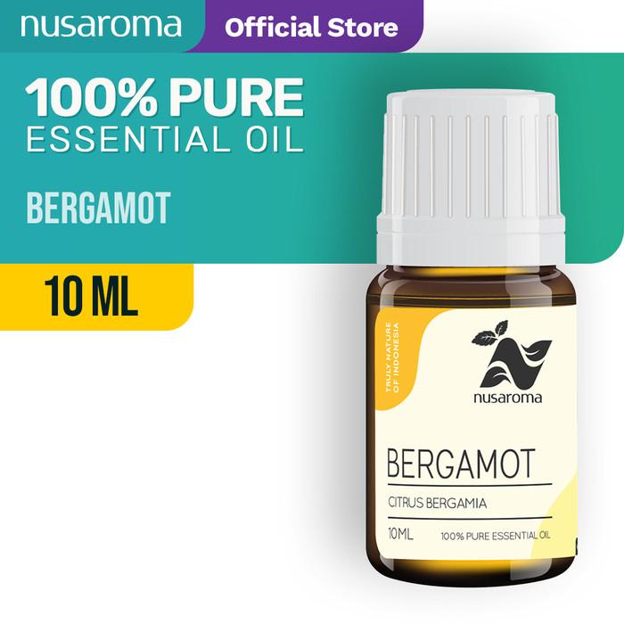 Foto Produk Bergamot Essential Oil ( Minyak Bergamot ) 10 Ml | 100% Pure & Natural dari Nusaroma