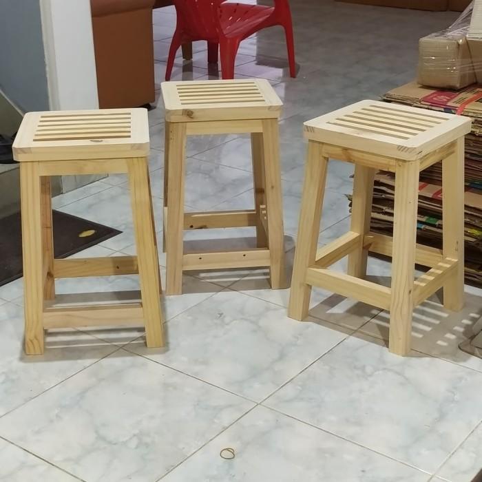 Jual Kursi Bakso Baso Kursi Makan Kursi Cafe Kursi Kayu Kekinian Kota Bandar Lampung Onlineaneka Tokopedia