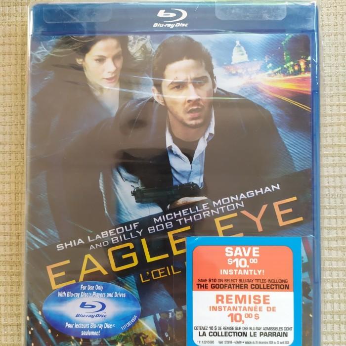 Jual Bluray Original Eagle Eye 2008 Jakarta Pusat Bluraydvd Tokopedia