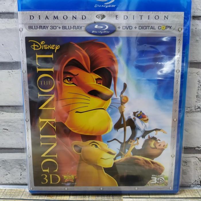 Jual Bluray The Lion King 1994 Jakarta Pusat Bluraydvd Tokopedia