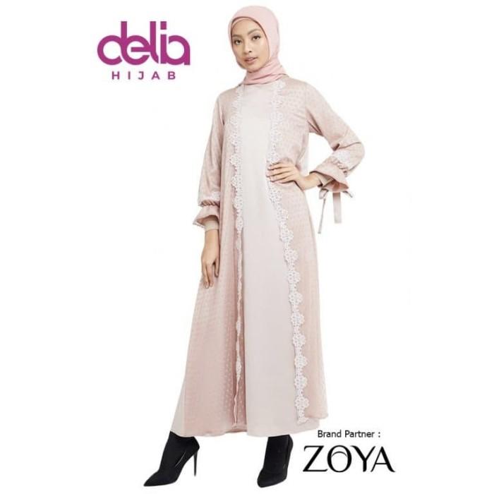 Jual Gamis Zoya Terbaru Gamis Zoya Stanza Dress S Kota Sukabumi Deliahijab Tokopedia