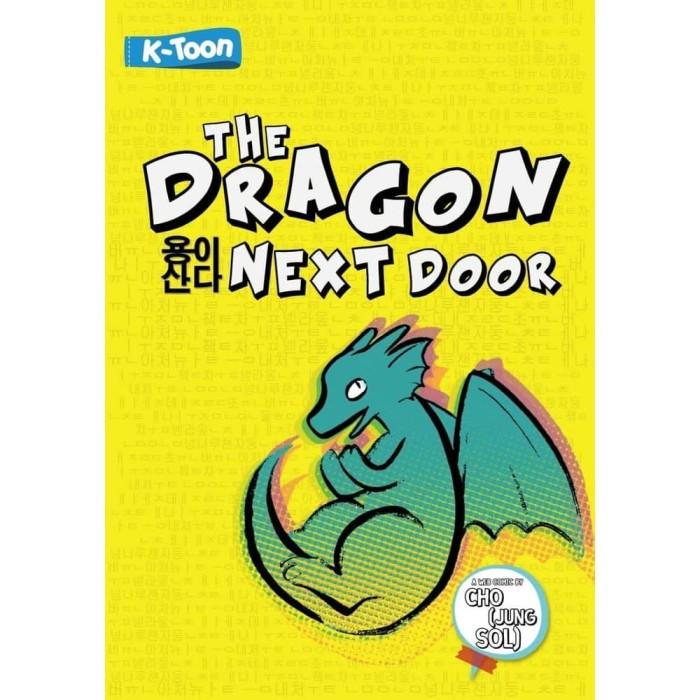 Foto Produk The Dragon Next Door - Cho (Jung Sol) - Penerbit Haru dari Republik Fiksi