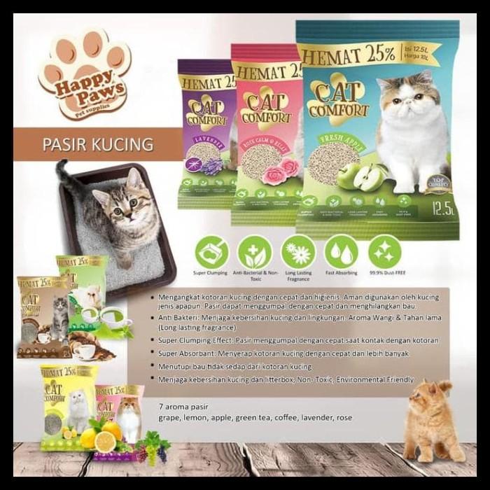 Jual Promo Promo Ramadhan Pasir Wangi Pasir Gumpal Kucing Cat Comfort 12 5 Jakarta Barat Ambrose Brewer Tokopedia