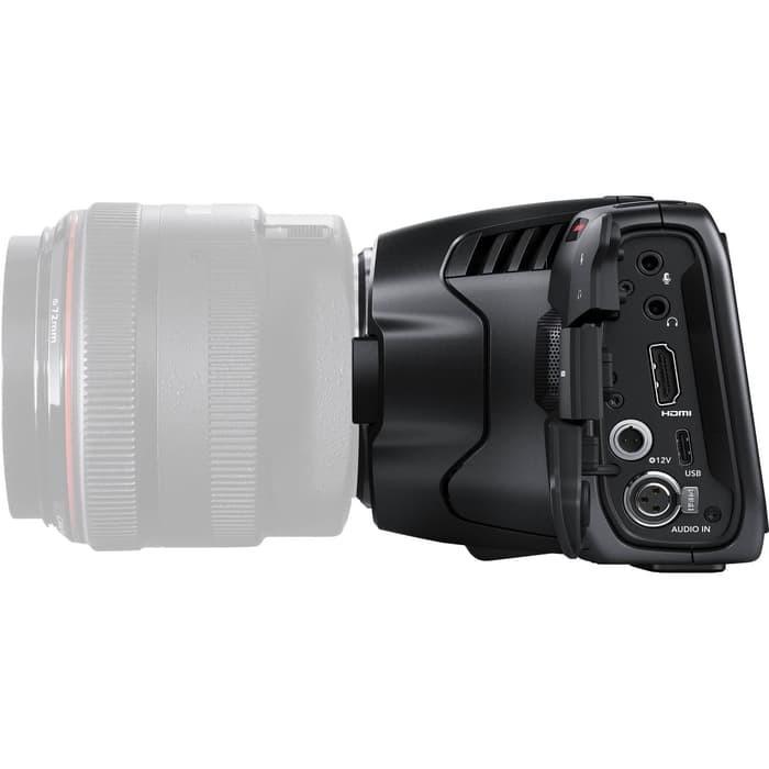 Jual Promo Blackmagic Design Pocket Cinema Camera 6k Canon Ef Kota Samarinda Irwansyah Sony Tokopedia