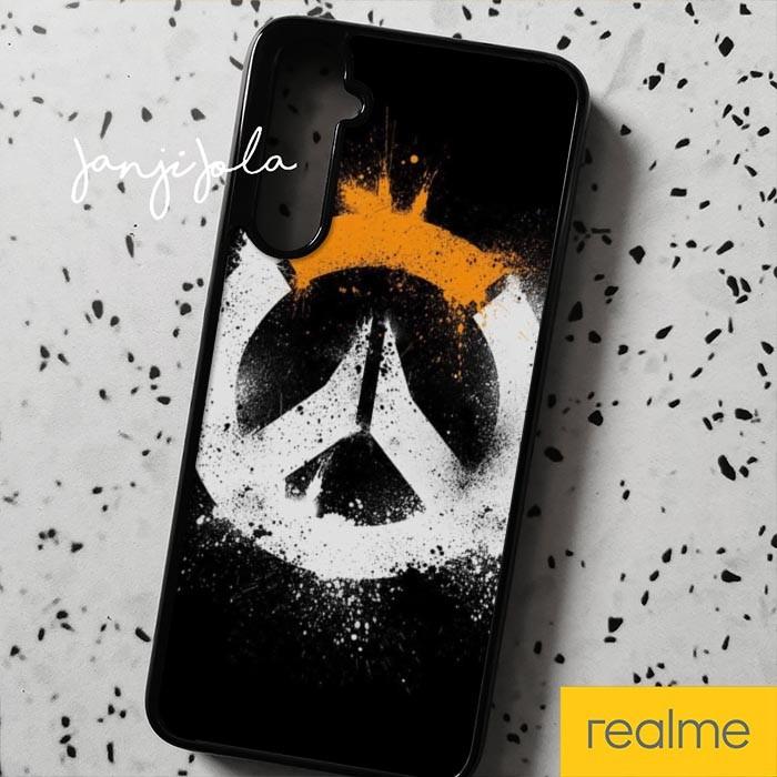 Jual Casing Realme 6 5 5i C3 C2 Pro Overwatch Logo Hd Pic Kota Bekasi Janjijola Tokopedia