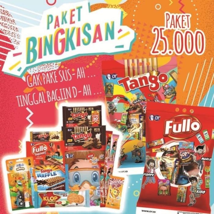 Foto Produk PAKET BINGKISAN OT 4 - 1 PAKET ISI 5 BINGKISAN dari OT STORE OFFICIAL