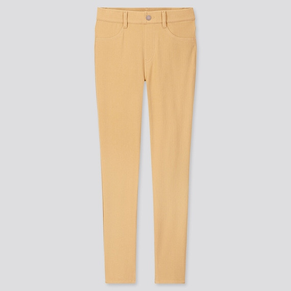 Jual Celana Legging Uniqlo Wanita Warna Ultra Stretch Original Yellow Kab Sleman Lq S Stuff Tokopedia