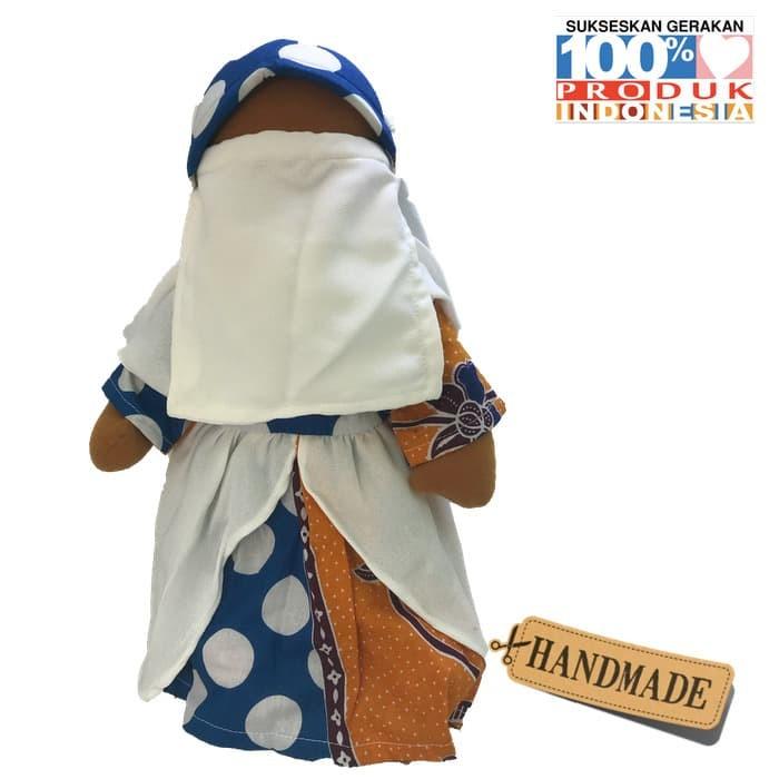 Foto Produk Boneka Anak Radinka doll Faceless Batik Outfit - Sisilia dari Kids Learner