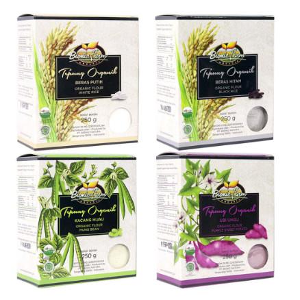 Foto Produk PROMO Tepung beras organic bayi Bionic Farm / Organic mpasi / Tepung dari Evelyn Store07
