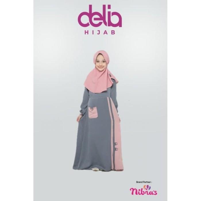 Jual Baju Anak Perempuan 2020 Sarimbit Nibras 70 Gamis Anak Nsa Abu Abu 7 Tahun Kota Sukabumi Deliahijab Tokopedia