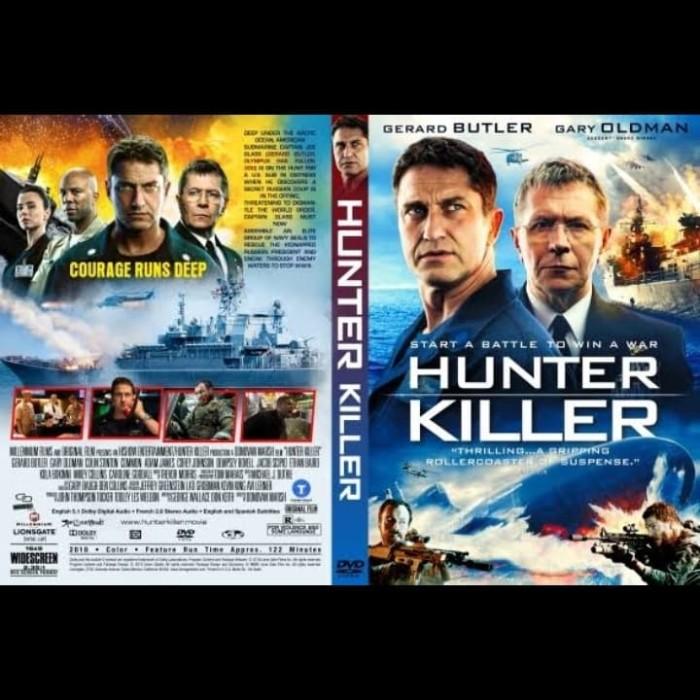Jual Dvd Film Hunter Killer 2018 Jakarta Barat Passtilaku Store Tokopedia