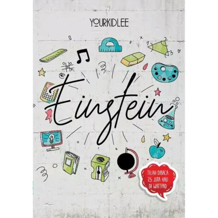 Foto Produk Einstein - Yourkidlee - Coconut Books dari Republik Fiksi