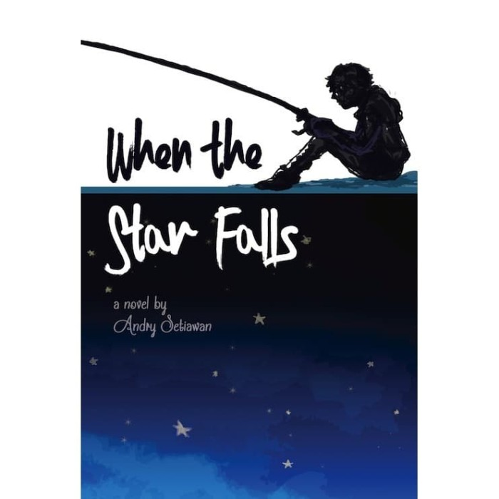 Foto Produk When The Star Falls - Andry Setiawan - Haru Media dari Republik Fiksi