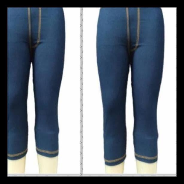 Jual Terbaru Item 3 3 Celana Legging Levis Pendek Wanita Bahan Kab Bekasi Nurshop60 Tokopedia