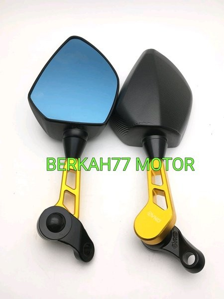 Foto Produk SPION DUCATI NMAX-AEROX-LEXI-PCX-MIO-BEAT-VARIO DLL UNIVERSAL Limited dari qiuqiu storee