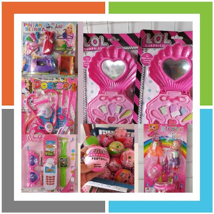 Jual Best Quality Eo035 Mainan Anak Perempuan Masak Masakan Makeup Barbie Kab Bekasi Aamira Store99 Tokopedia