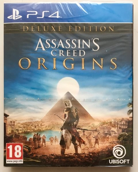 Jual Bd Kaset Game Ps4 Assassins Creed Origins Assassin Creed Origin Kab Tangerang Hardastored Tokopedia
