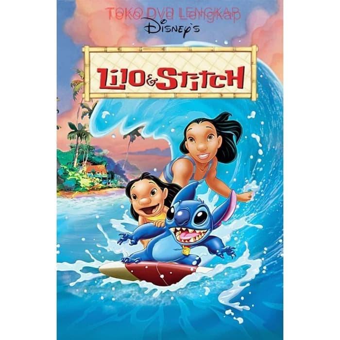 Jual Film Dvd Lilo Stitch 2002 Kota Sukabumi Tigrestore Tokopedia