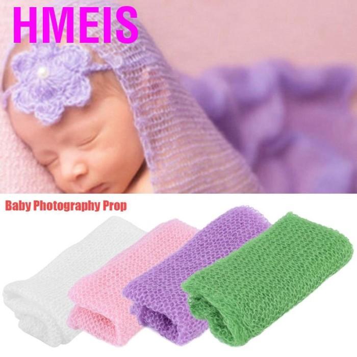 Newborn Boy Girl Stretch Wrap Infant Photography Photo Prop Blanket Rug 40x60cm