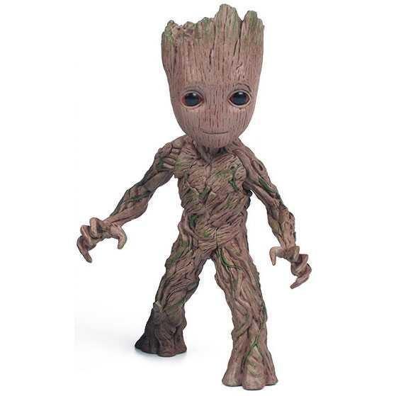 Foto Produk Miniatur Karakter Marvel Groot Guardians of the Galaxy [Model 4] dari TECH GLOBAL ID