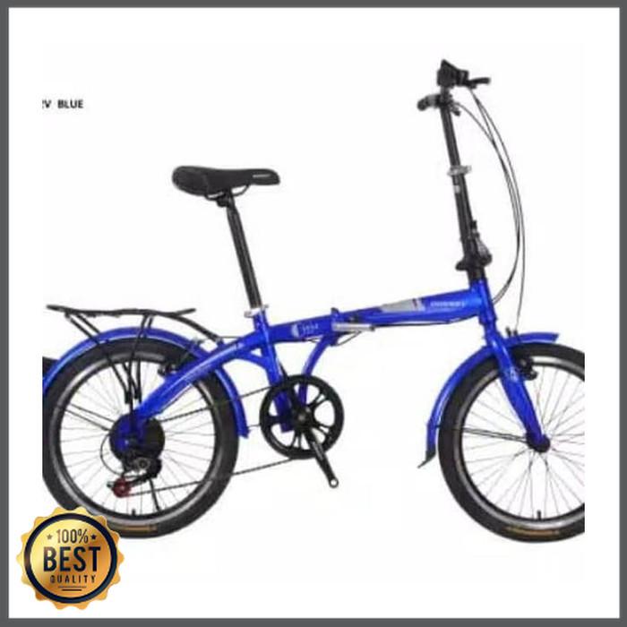 Jual Sepeda Lipat Odessy 20 Inch Oper Gigi High Quality Jakarta Barat Lord Shop Mart Tokopedia