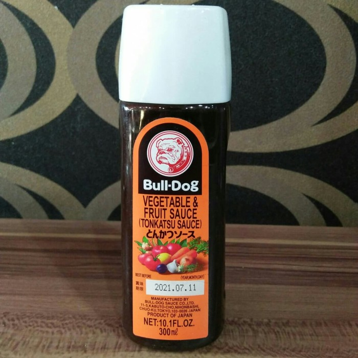 Jual Bulldog Tonkatsu Sauce 300ml Kota Semarang Takashiemura Tokopedia