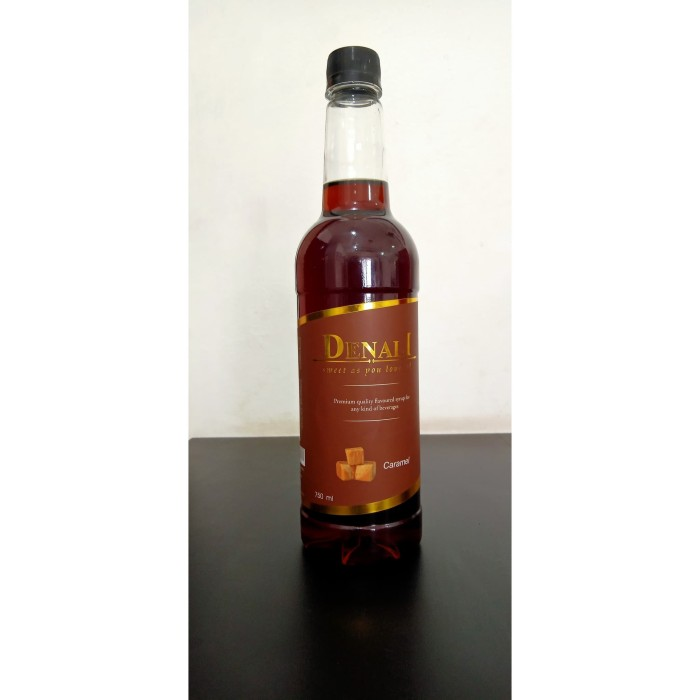 Foto Produk Flavour Syrup Caramel Denali dari kopi teknik