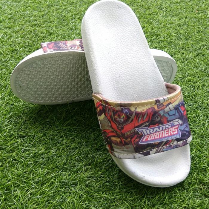 Foto Produk sandal slop anak cowo slip on dari casaloma