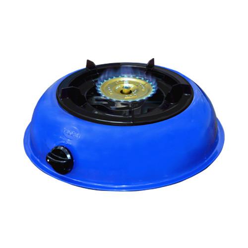 Foto Produk Kompor Gas Mutiara SIlver 120MV-AT - Biru dari Hock Official Store