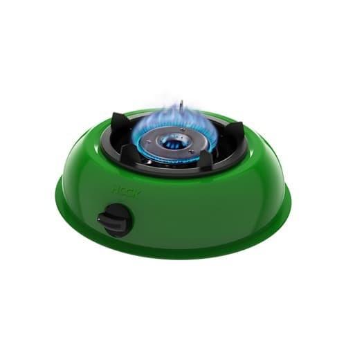 Foto Produk Kompor Gas Mutiara Deluxe 100MD - Hijau dari Hock Official Store