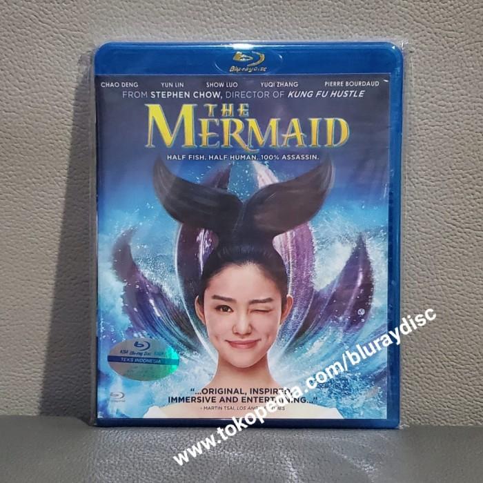 Jual Film Bluray The Mermaid 2016 Jakarta Pusat Bluray Disc Tokopedia