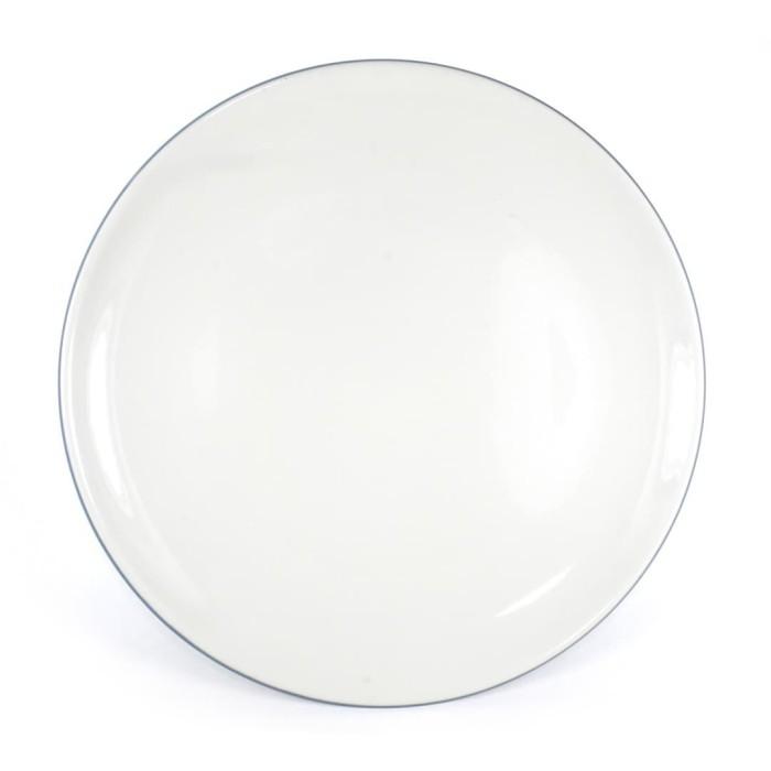 Foto Produk Artisan Ceramic | Cream-Peacock Java Side Plate | Piring Keramik dari Artisan Ceramic